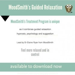 anxiety and stress release hypnotherapy mp3 icon