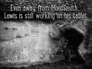Lewis from MoodSmith working